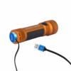 Kép 2/5 - Olight Seeker 2 Pro tölthető zseblámpa - narancs színben
