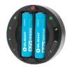 Kép 4/4 - Olight Omni-Dok intelligens két öblös akkumulátor töltő