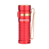 Kép 5/5 - Olight S1R II Red tölthető zseblámpa - limitált kiadás