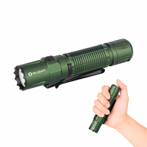 Olight-M2R-Pro-Warrior-green-toltheto-zseblampa