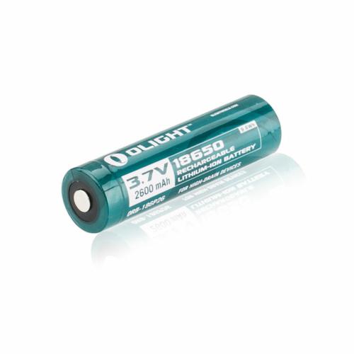 Olight 18650 Lítium-ion akkumulátor 2600mAh