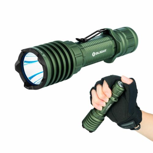 Olight Warrior X Pro Green tölthető zseblámpa