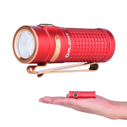 Olight S1R II red tölthető zseblámpa